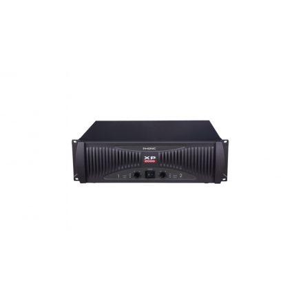 Phonic XP2000 végerősítő, 2x660W / 4 Ohm