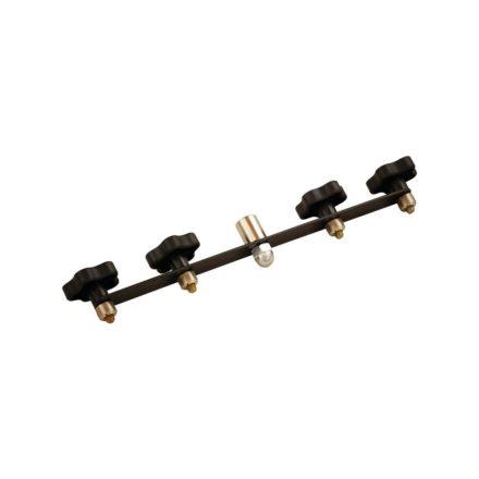 LK-822B Crossbar, 4 mikrofonnak - Állvány/Mikrofonhoz/Adapter, crossbar,Mikrofon/Mikrofon tarto