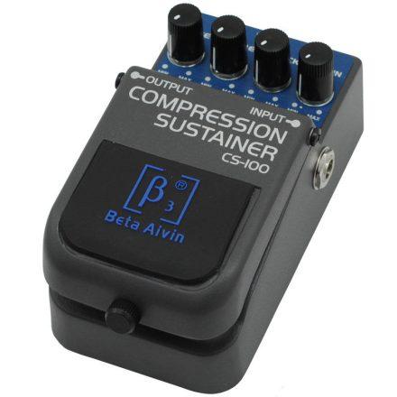 CS-100 Compressor pedál - Processz./Effekt pedál