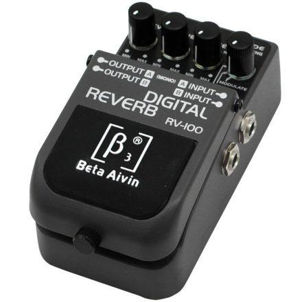 RV-100 Digital Reverb pedál - Processz./Effekt pedál