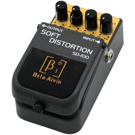 SD-100 Soft Distortion pedál - Processz./Effekt pedál