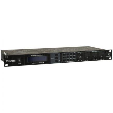 EC 2402 digitális hangprocesszor - Processz./Kompresszor, limiter