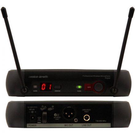 PGX4, UHF fejmikrofon szett, testszínű - Vezeték nélkül/Vezeték nélküli mikrofonok - zsebadós s
