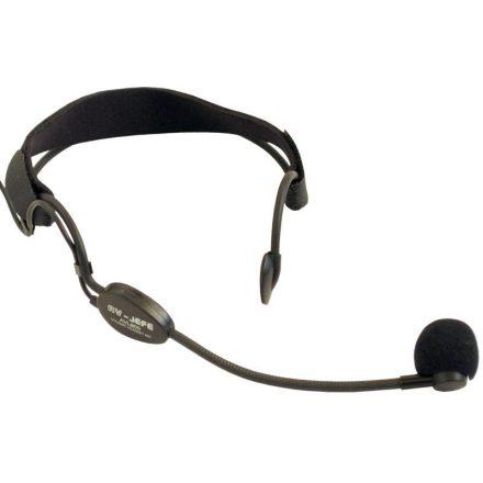 PGX4+AVL609, UHF dinamikus fejmikrofon szett - Vezeték nélkül/Vezeték nélküli mikrofonok - zseb