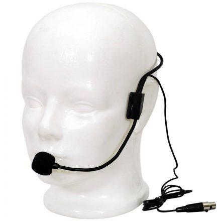 LS-970 Fejmikrofon, fekete - Mikrofon/Fejpántos mikrofon