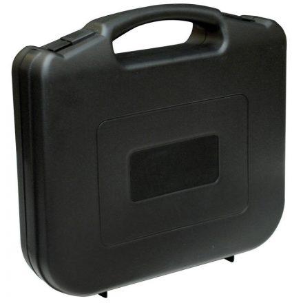 M-Box mikrofon hordtáska, műanyag - Több.../Rack, láda, táska/Táska,Vezeték nélkül/Tartozék