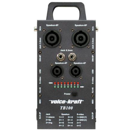 TB-100 Kábel teszter - Több.../Méréstechnika/Kábeltesztelő