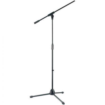V-RSM100BK Gémes mikrofonállvány, fekete - Állvány/Mikrofonhoz/Földi mikrofonállvány