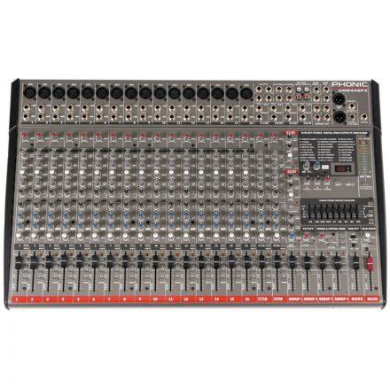 AM2442FX keverő, 16 monó / 4 sztereó csatorna - Keverő/Keverő, PA és Hangrögzítés