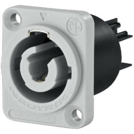 NAC3MPB-1 PowerCon beépíthető hálózati kimenet 250VAC/20A - Kábel, csatl./Csatlakozó/PowerCon é
